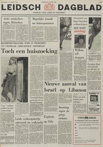 Leidsch Dagblad 1975-01-13
