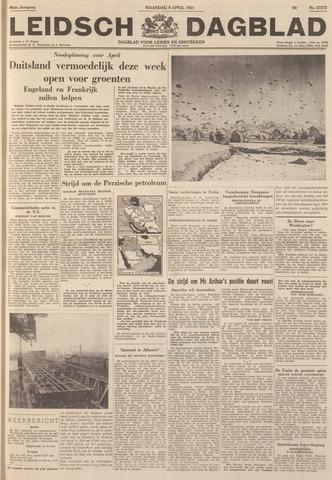 Leidsch Dagblad 1951-04-09
