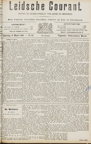 Leydse Courant 1890-03-15
