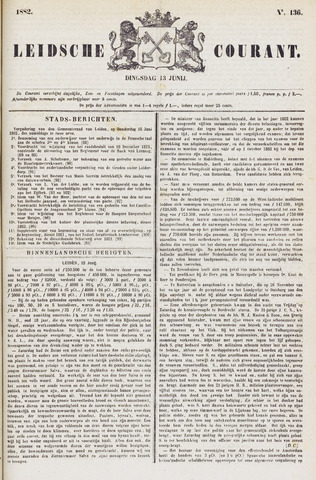 Leydse Courant 1882-06-13