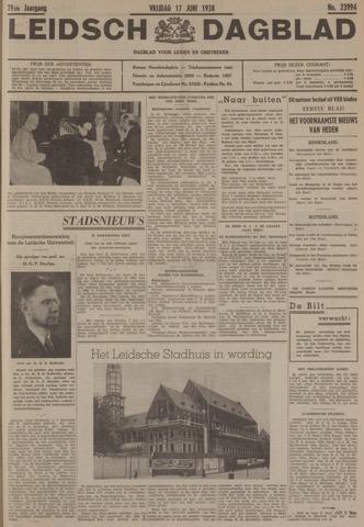 Leidsch Dagblad 1938-06-17
