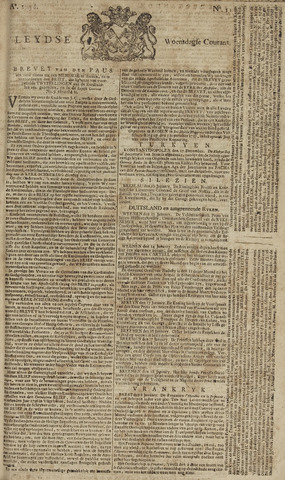 Leydse Courant 1758-01-25