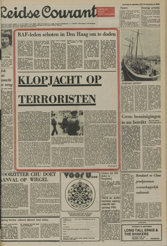 Leidse Courant 1977-09-24