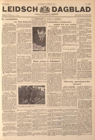 Leidsch Dagblad 1947-02-06