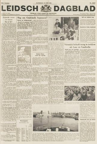 Leidsch Dagblad 1954-06-19
