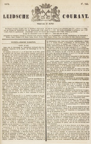 Leydse Courant 1872-06-21