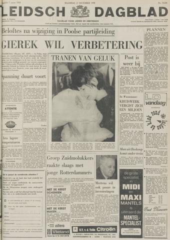 Leidsch Dagblad 1970-12-21
