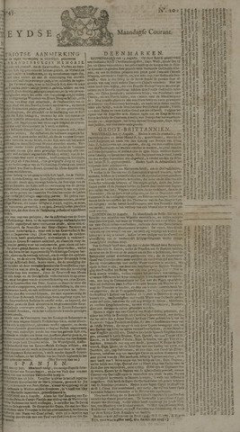 Leydse Courant 1745-08-23