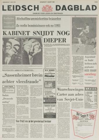 Leidsch Dagblad 1978-06-07