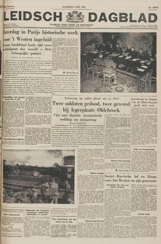 Leidsch Dagblad 1955-05-09