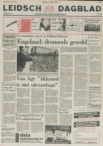 Leidsch Dagblad 1982-04-03