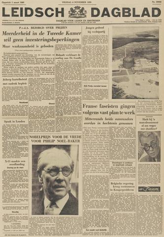 Leidsch Dagblad 1959-11-06