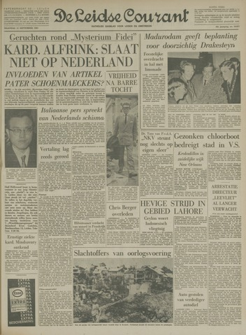 Leidse Courant 1965-09-13