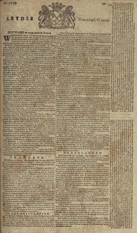 Leydse Courant 1759-03-21