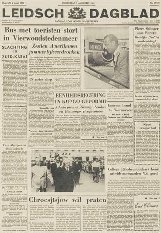 Leidsch Dagblad 1961-08-03