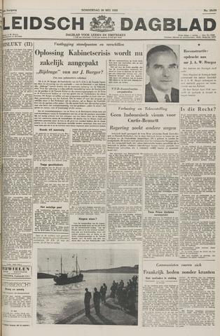 Leidsch Dagblad 1955-05-26