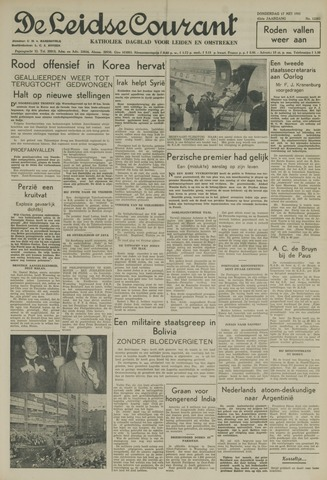 Leidse Courant 1951-05-17
