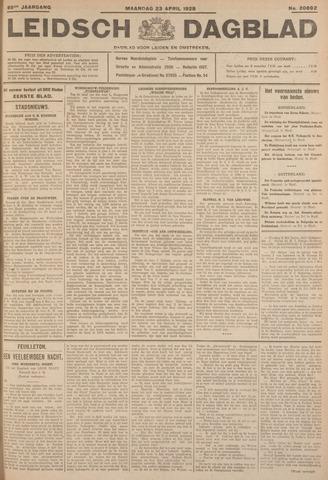 Leidsch Dagblad 1928-04-23