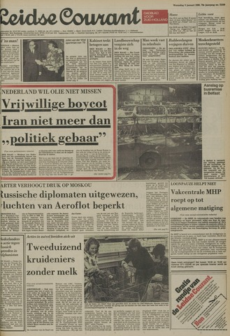 Leidse Courant 1980-01-09