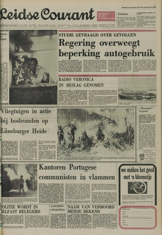 Leidse Courant 1975-08-12