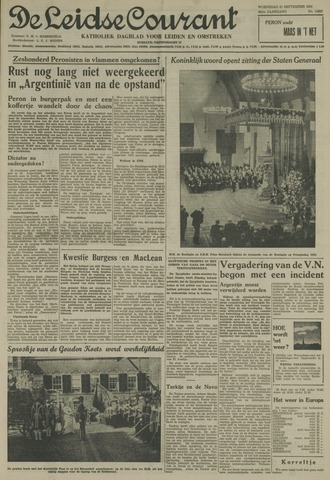 Leidse Courant 1955-09-21