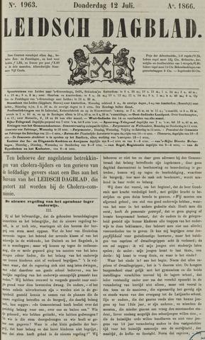 Leidsch Dagblad 1866-07-12