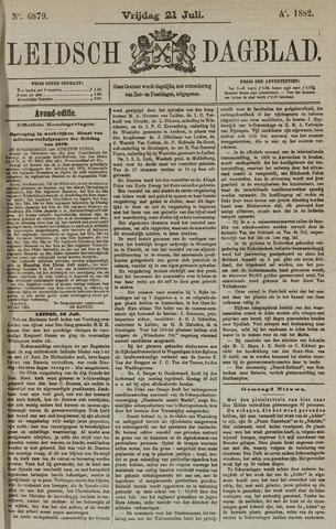 Leidsch Dagblad 1882-07-21
