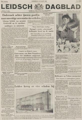 Leidsch Dagblad 1956-03-29