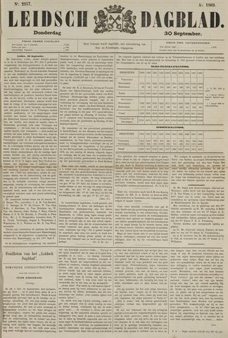 Leidsch Dagblad 1869-09-30