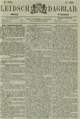 Leidsch Dagblad 1876-09-18