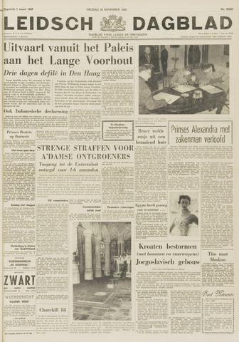 Leidsch Dagblad 1962-11-30