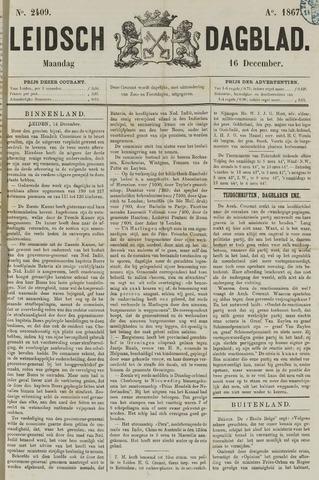 Leidsch Dagblad 1867-12-16