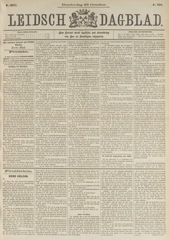 Leidsch Dagblad 1894-10-25