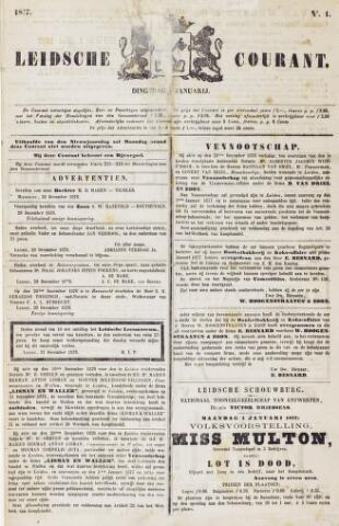Leydse Courant 1877