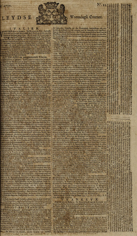 Leydse Courant 1751-01-27