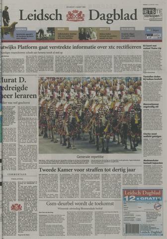 Leidsch Dagblad 2004-01-23