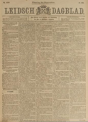 Leidsch Dagblad 1901-09-24