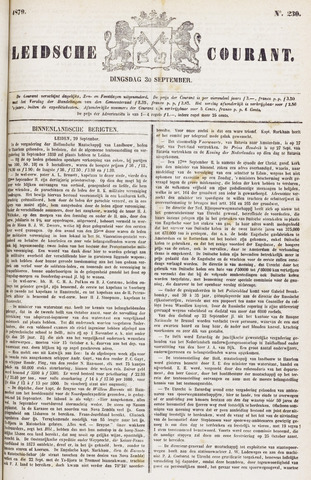 Leydse Courant 1879-09-30