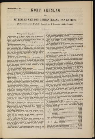 Handelingen van de Raad 1855-08-31