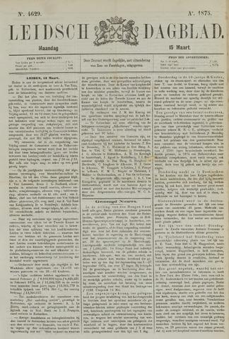 Leidsch Dagblad 1875-03-15