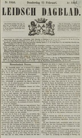 Leidsch Dagblad 1866-02-15