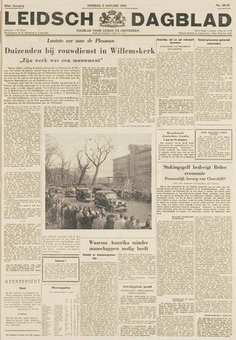 Leidsch Dagblad 1954-01-05