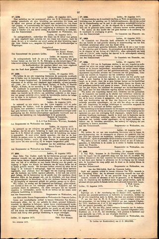 Handelingen van de Raad 1877-08-28