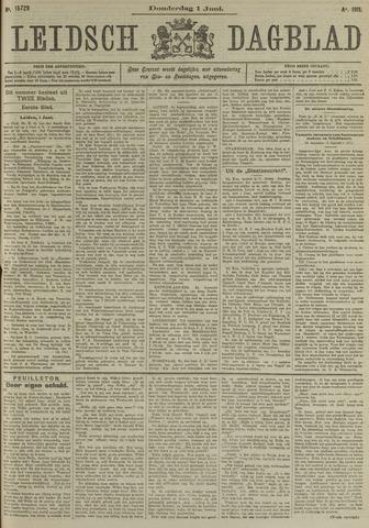 Leidsch Dagblad 1911-06-01