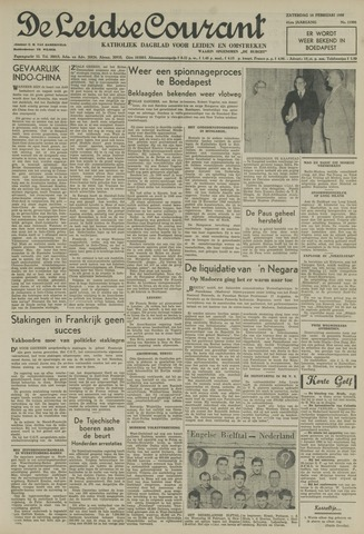 Leidse Courant 1950-02-18