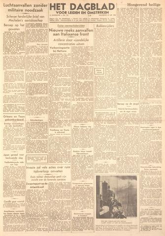 Dagblad voor Leiden en Omstreken 1944-05-22