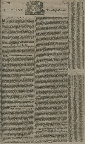Leydse Courant 1749-04-16