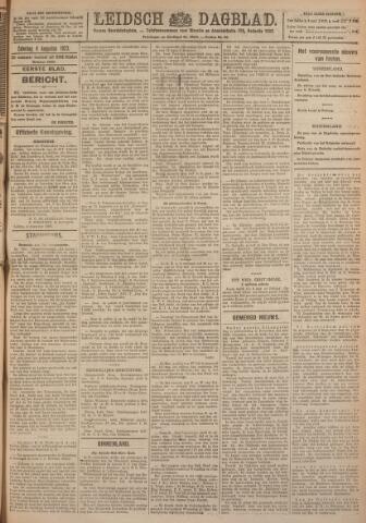 Leidsch Dagblad 1923-08-04