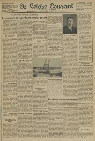 Leidse Courant 1947-07-09