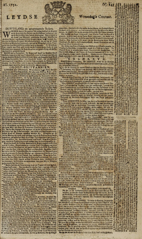 Leydse Courant 1751-12-08
